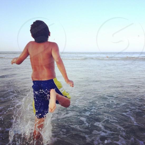 Beach time.  photo