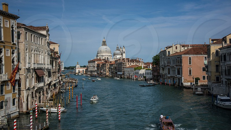 Venice - the Grande Canal photo