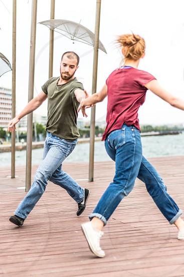 Dancing On The Dock photo