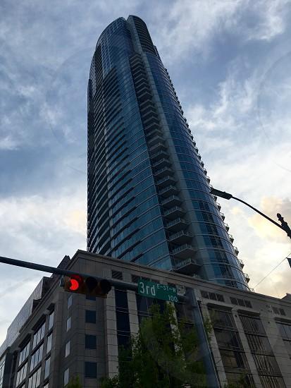 Downtown Austin Buildings photo