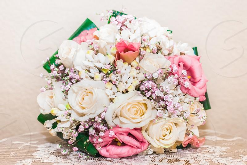 Flowers bridal bouquets Wedding wedding day photo