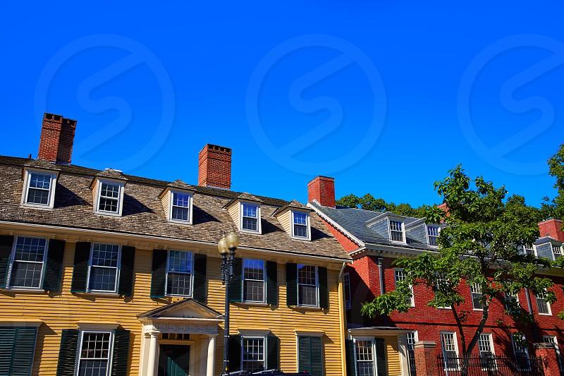 Harvard University in Cambridge Massachusetts USA photo