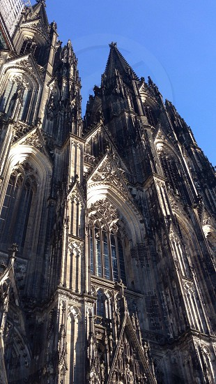The Cathedral. Cologne Germany. photo