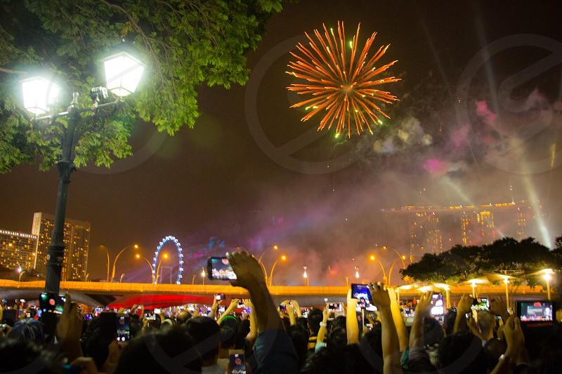 singapur countdown photo