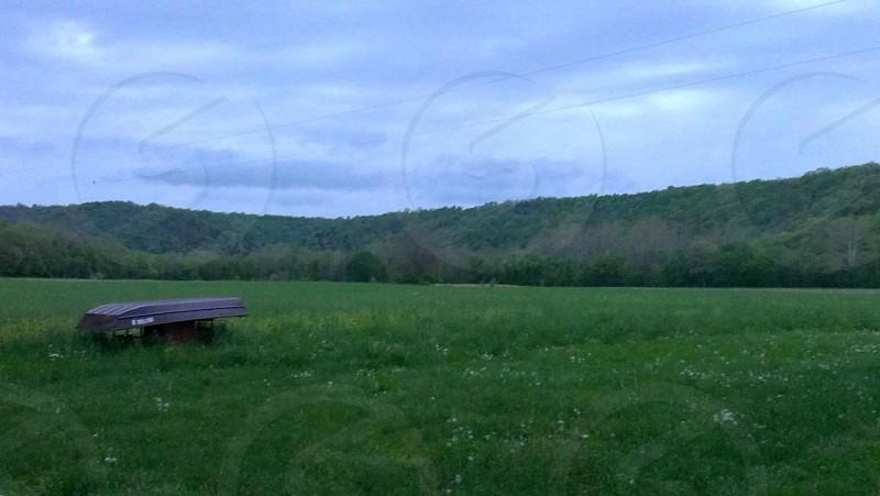 hillside  photo