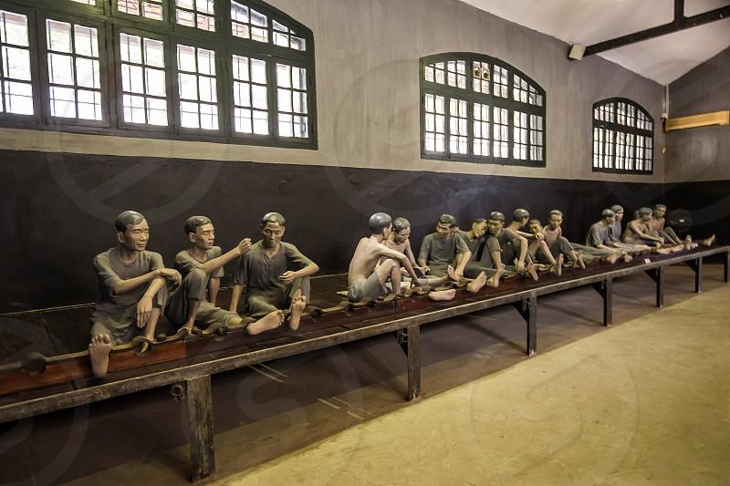 Hoa Lo Prison Hanoi photo