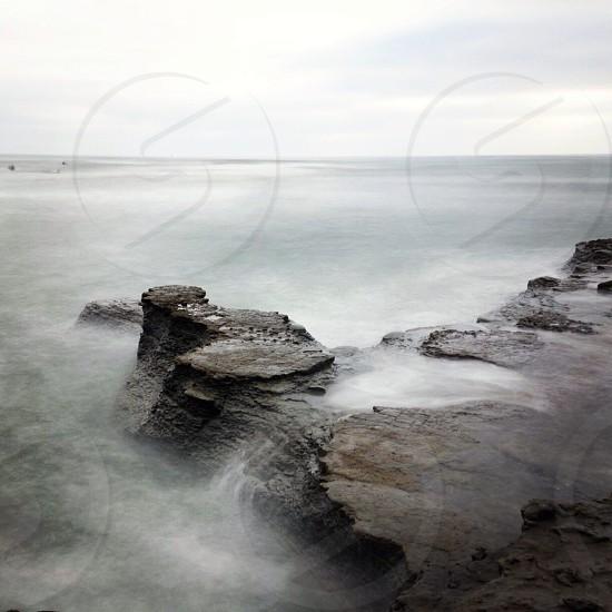 black rock view  photo