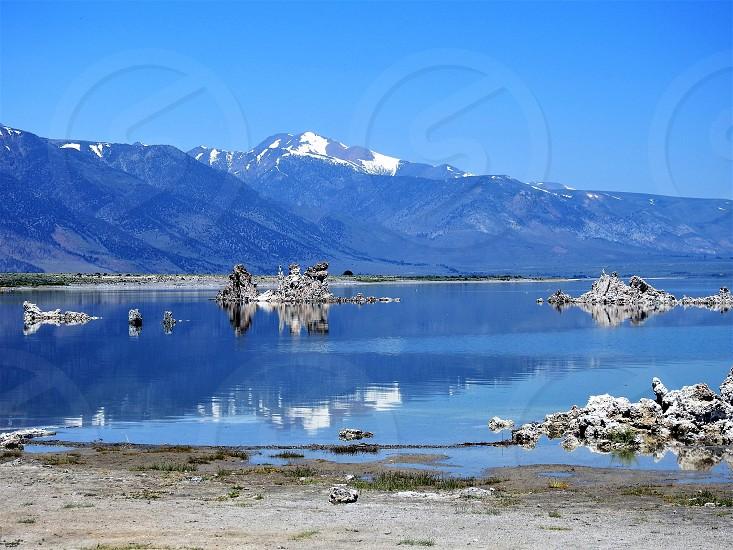 South Tufa Mono Lake California photo