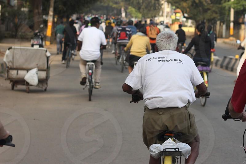 Cycle Day Bangalore photo