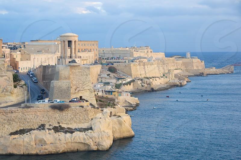 Fort Saint Elmo - Valletta - Malta photo