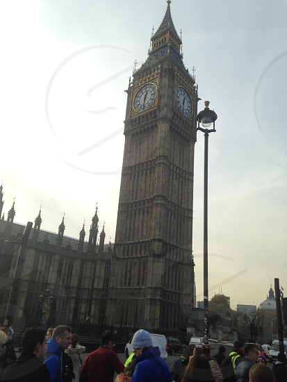 Big Ben Westminister London photo