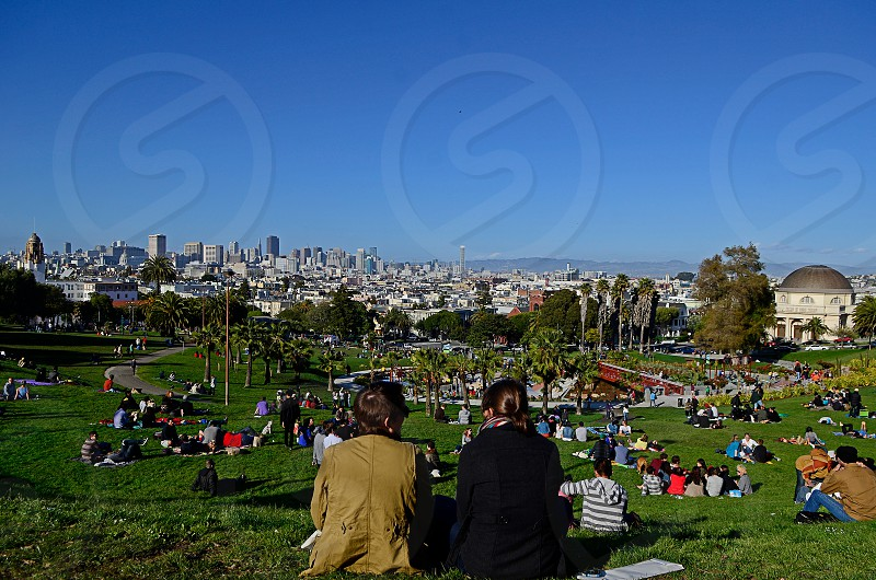 Dolores Park photo