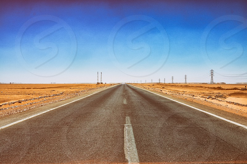 Endless Road. photo