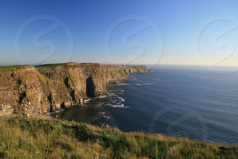 Cliffs of Moher Ireland photo
