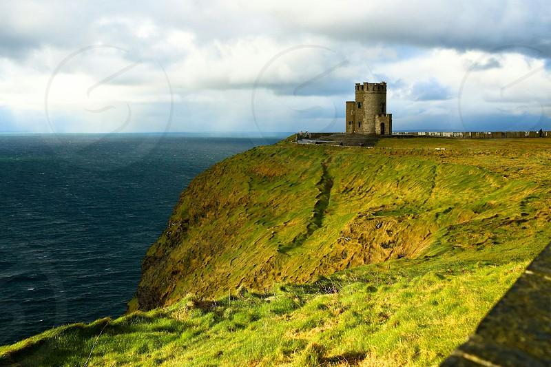 Cliff of moher Ireland photo