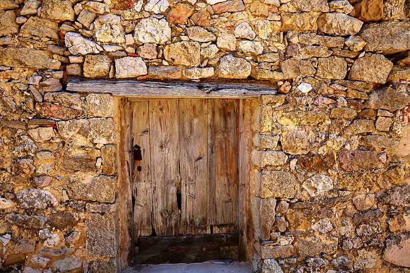 El Boixar village in Tinenca Benifassa of Spain Castellon photo