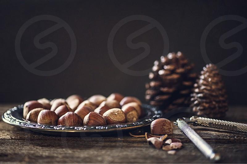 Hazelnut photo