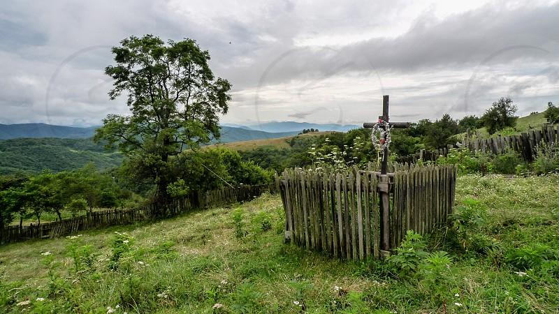 Romania countryside photo