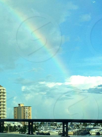 Peaceful Rainbow photo