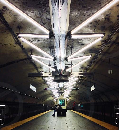 Architecture lights fluorescents  photo