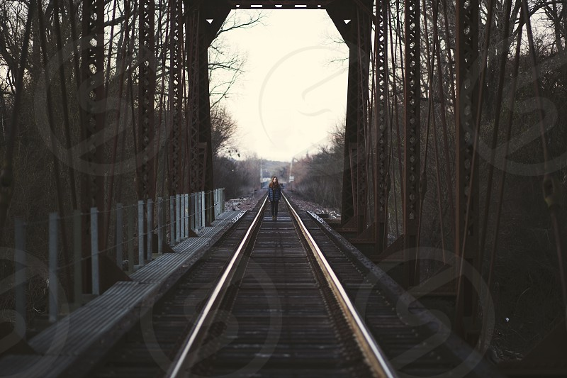 Train to nowhere  photo