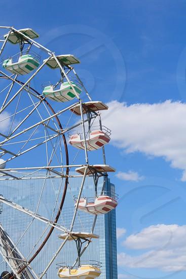 Atlantic City pier Atlantic City beac New Jersey Ferris wheel carnival Atlantic Ocean coast east coast rides fun joy sky sun summer thrill games kids sunshine sun hot beach pier boardwalk theme park destination travel family photo