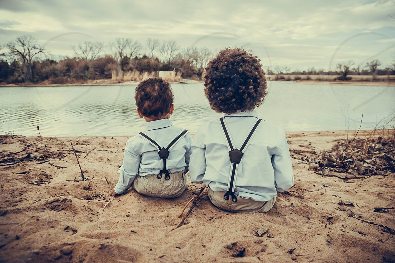 My two little men photo