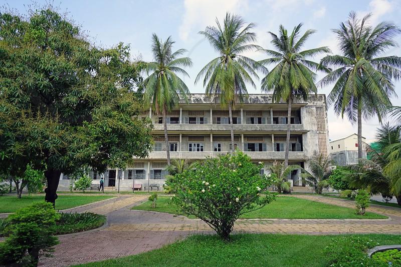 Tuol Sleng Genocide Museum (aka S21) - Phnom Penh Cambodia photo