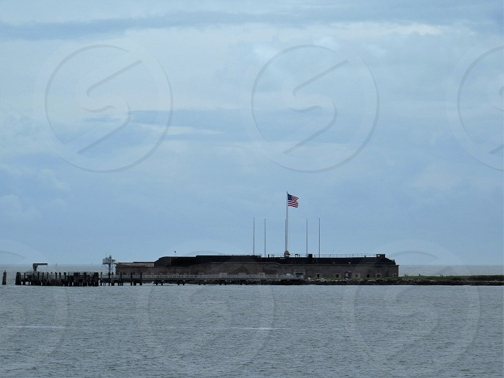 Civil War Fort Sumpter South Carolina photo