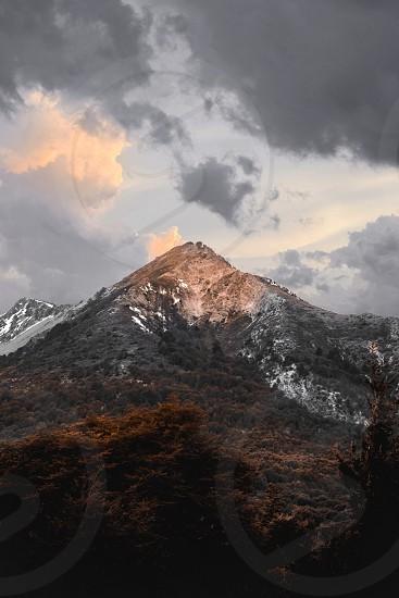 Mountain in Bariloche photo