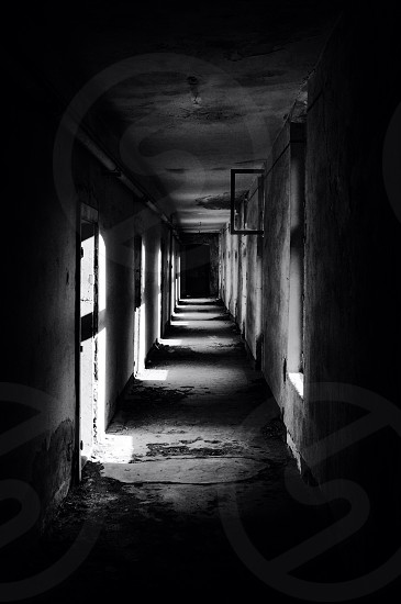 Step into darkness with bravery... photo