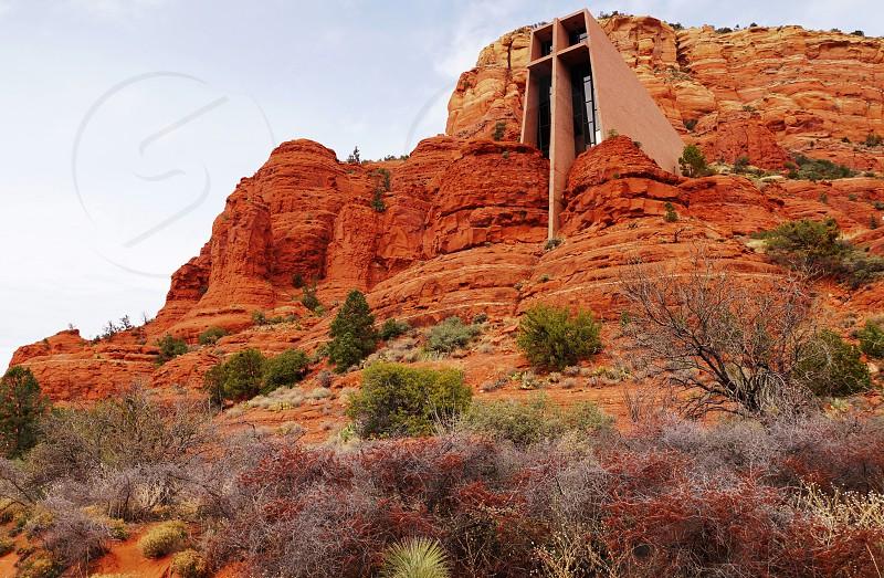 Chapel of the Holy Cross Sedona Arizona photo