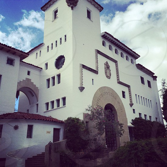 Court house- Santa Barbara photo