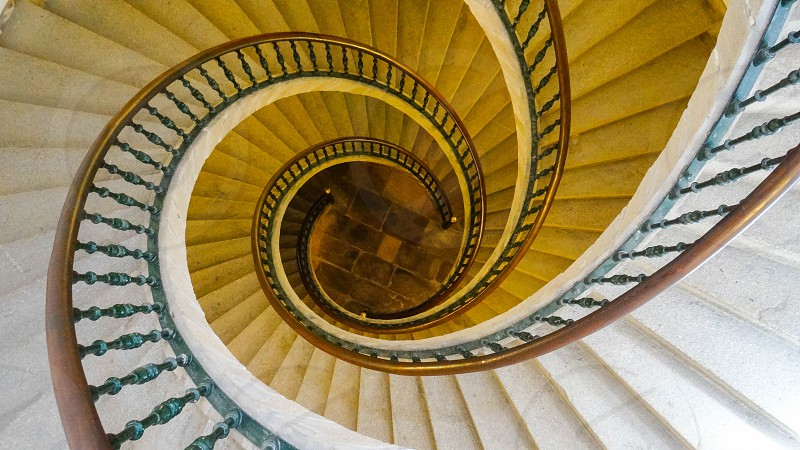 stairs in spain photo