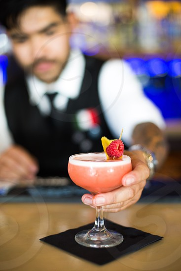 Blue Agave Ventura Bartender photo