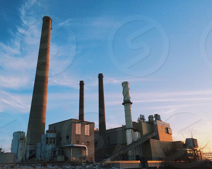 Black Dog power plant photo