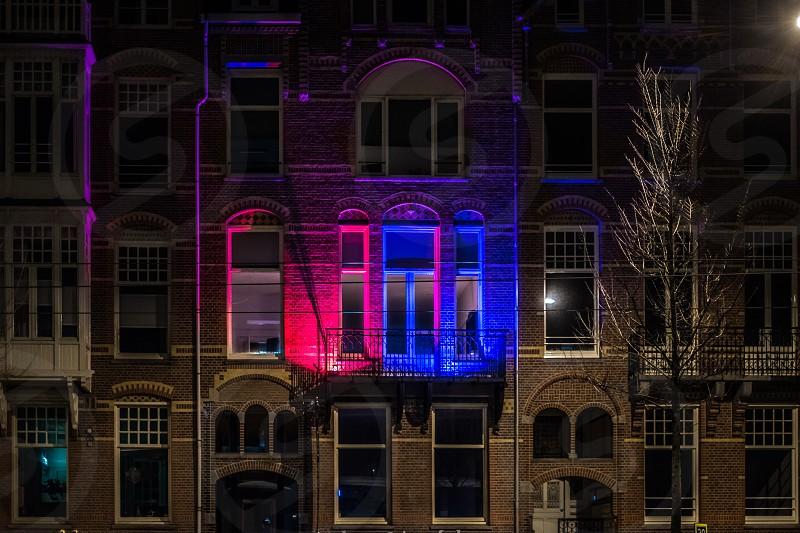 Trip to Amsterdam cityscapes street photos. photo