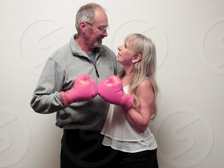 Knock-Out Breast Cancer photo