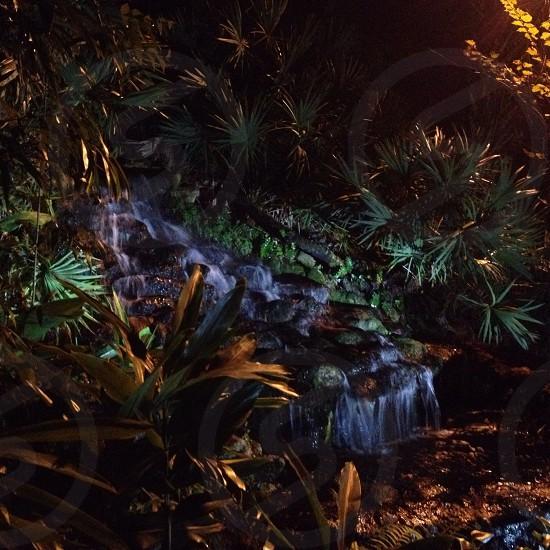 Ormond Beach waterfall photo