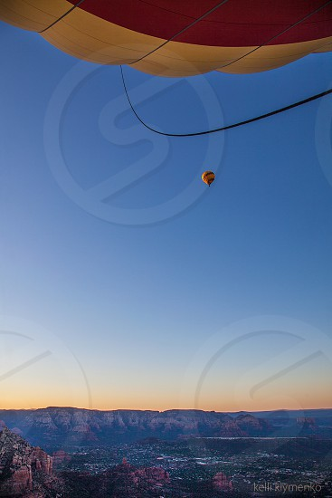 Red Rock Balloon Adventure  photo