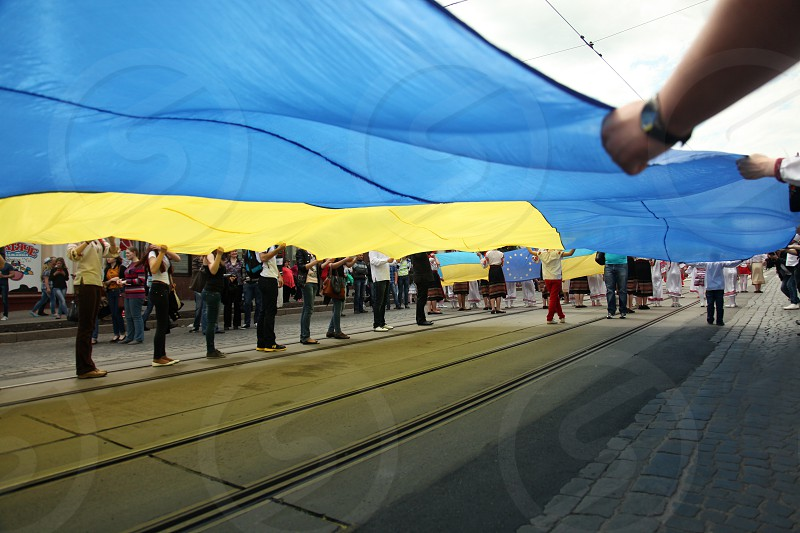 ukraine city festival photo