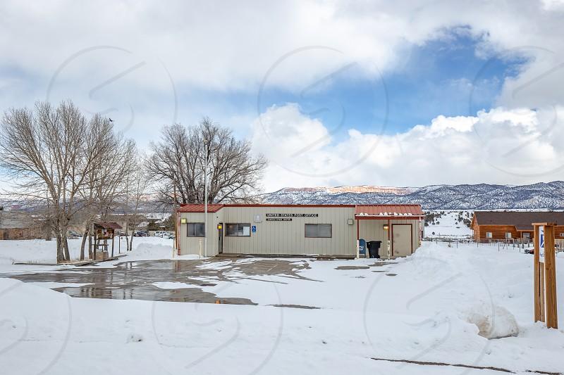 Post Office in Hatch Utah  photo