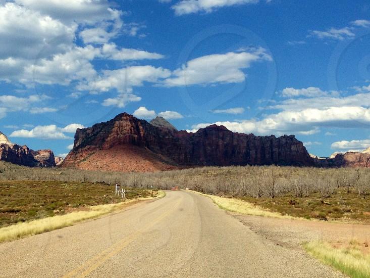 Near Zion Utah photo