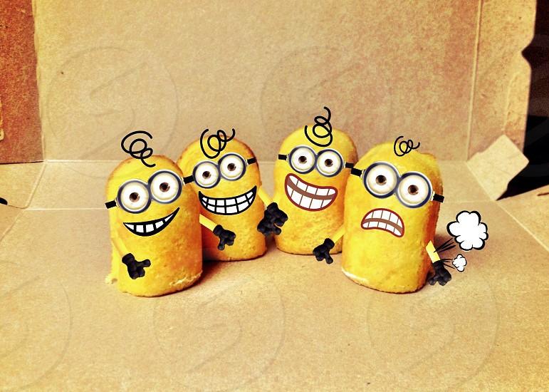 My Twinkie Minions  photo