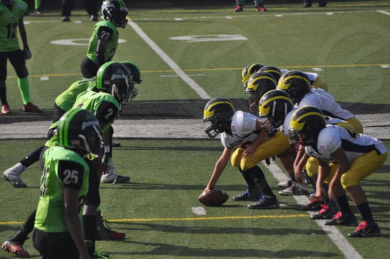 Youth Football photo