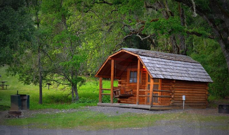 Camping Cabin photo