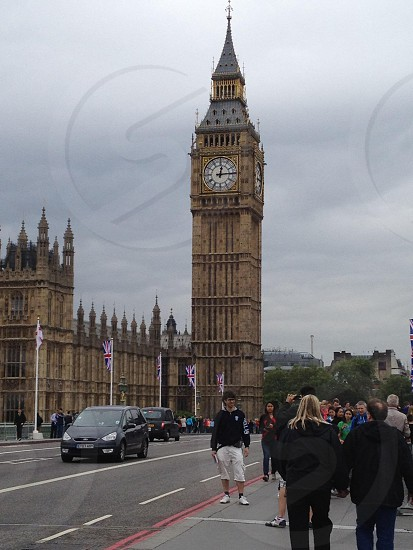 London Big Ben photo