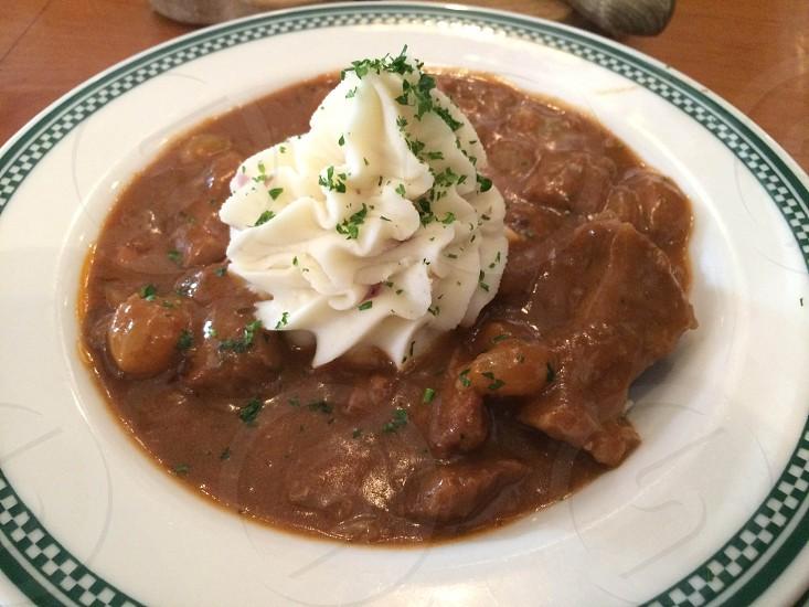 Irish stew photo