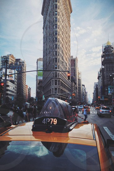 Flatiron building NYC photo