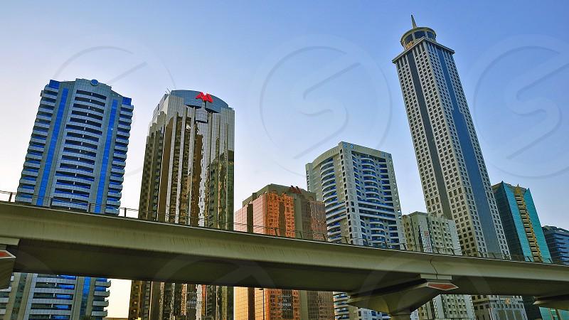 Dubai City / UAE photo